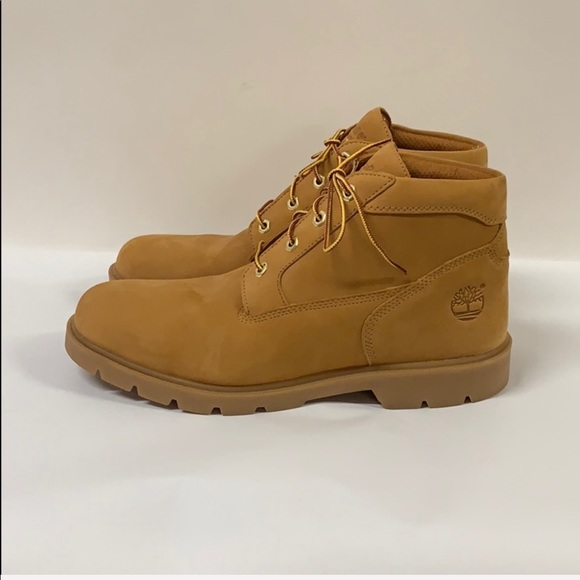cf67a0eb73a Timberland men's lace tie boots size 12 NWOT NWT